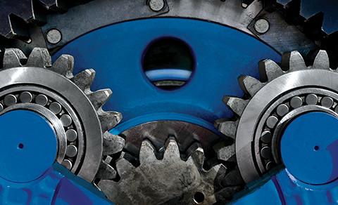 Standofleet Industry visual gear wheels