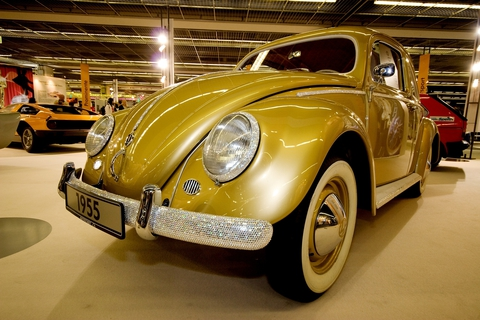 The millionth VW Beetle